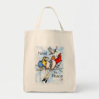 Nest In Peace:  Team Kaspari Tote Bag