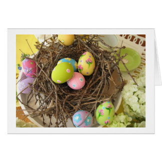 Nest ~ Note Card