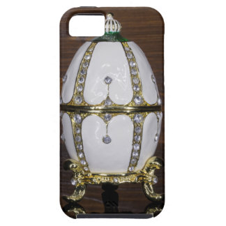 Nest of Pearls eggs iPhone 5 Case