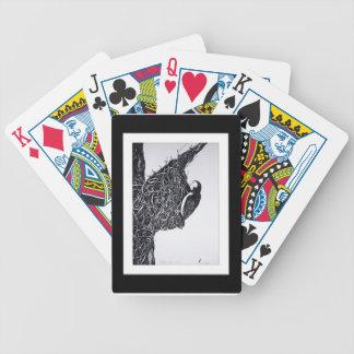 nesting 2 poker deck