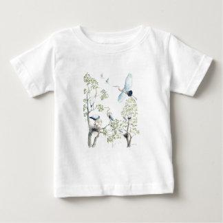 nesting blue herons baby T-Shirt