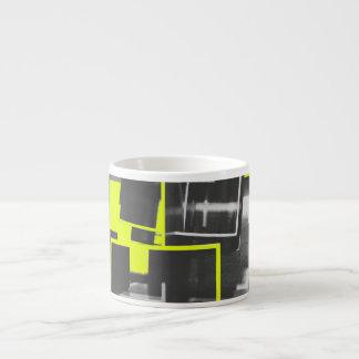 Nesting Boxes in Minion Yellow Espresso Mug