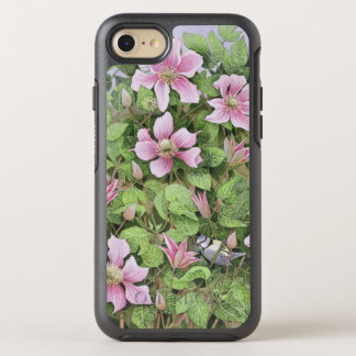 Nesting in Clematis OtterBox Symmetry iPhone 8/7 Case