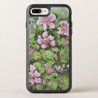 Nesting in Clematis OtterBox Symmetry iPhone 8 Plus/7 Plus Case