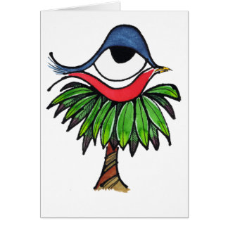 Nesting Instinct (mini) Notecard