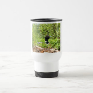 Nesting Loon Travel Mug