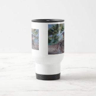 Nesting Robin Travel Mug