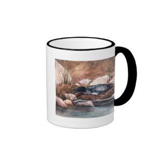 Nesting Time Loon Mug