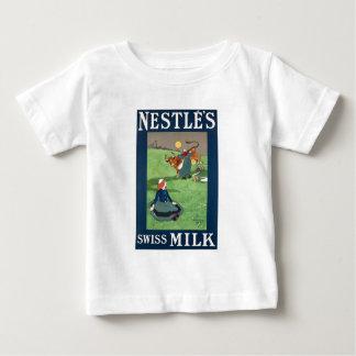 Nestle's Swiss Milk baby T Baby T-Shirt