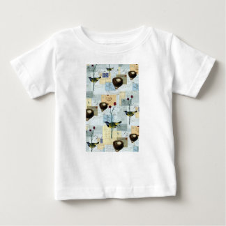 Nests and small birds baby T-Shirt