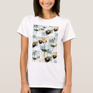Nests and small birds T-Shirt