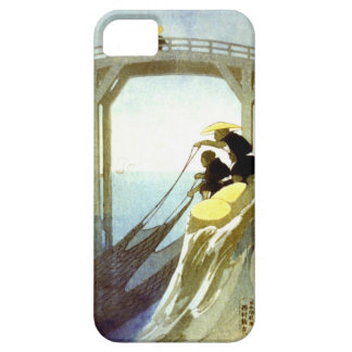 Net Fishing 1913 iPhone 5 Cases
