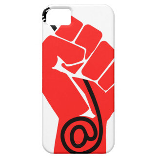 Net Neutrality Fist iPhone 5 Covers