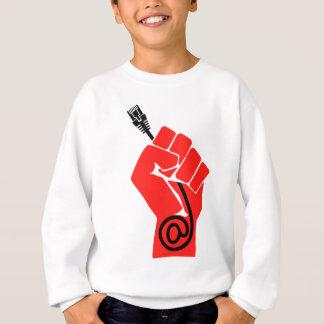 Net Neutrality Fist Sweatshirt