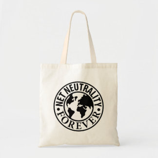 Net Neutrality Forever Tote Bag