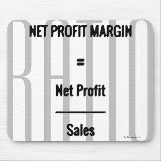 """""""Net Profit Margin"""" Mouse Pad"""