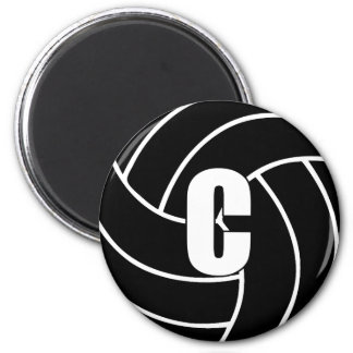 Netball Center Magnet