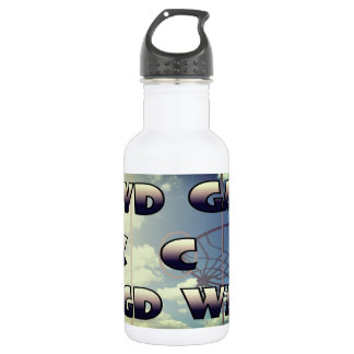 Netball Court and Player Positions Design 532 Ml Water Bottle