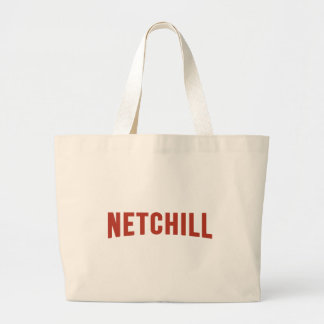 NETCHILL NETFLIX LARGE TOTE BAG