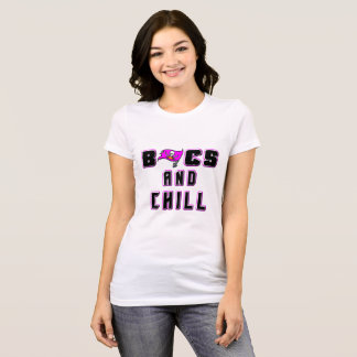 NETFLIX? LETS WATCH THE BUCS AND CHILL. T-Shirt