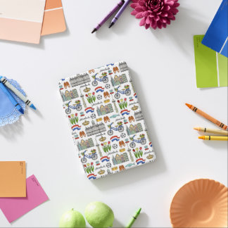 Netherland Doodle Pattern iPad Mini Cover