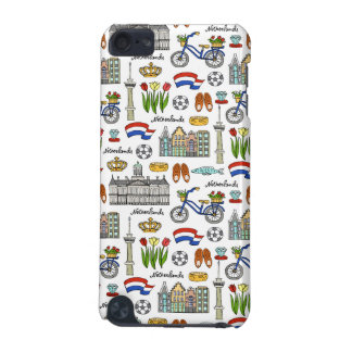 Netherland Doodle Pattern iPod Touch (5th Generation) Cover