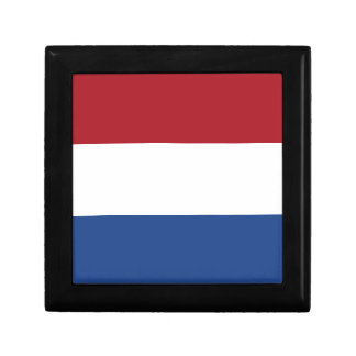 Netherland Holland Patriotic Pattern Gift Box