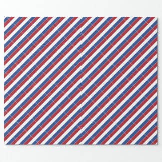 Netherland Holland Patriotic Pattern Wrapping Paper
