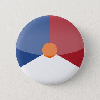 netherlands 2 inch round button