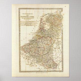 Netherlands 8 poster
