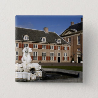 Netherlands (aka Holland), Apeldoorn near 2 Inch Square Button