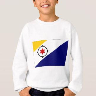 Netherlands Antilles Bonaire Flag Sweatshirt