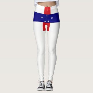 Netherlands Antilles Leggings