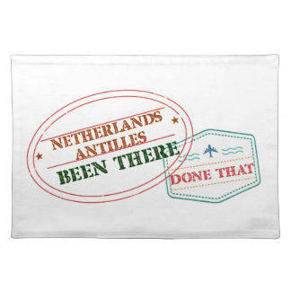 Netherlands Been There Done That Placemat