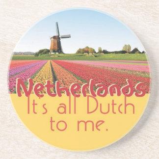 NETHERLANDS COASTER