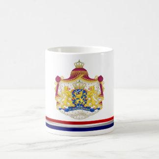 Netherlands Coat of arms Coffee Mug