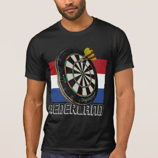 Netherlands Darts T-Shirt
