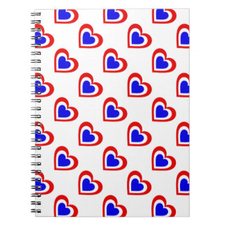 Netherlands/Dutch flag-inspired Personnalised Notebook