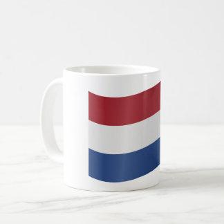 Netherlands Flag Coffee Mug