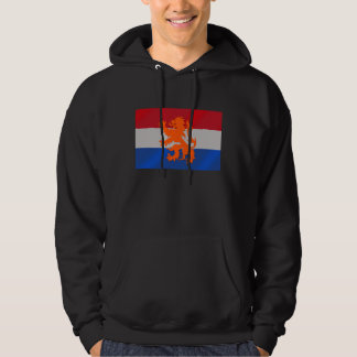 Netherlands flag Dutch Lion Hoodie