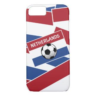 Netherlands Flag Football iPhone 7 Case
