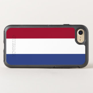 Netherlands Flag OtterBox Symmetry iPhone 8/7 Case