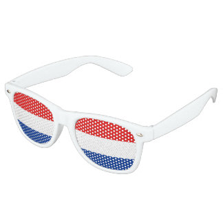 Netherlands Flag Party Shades