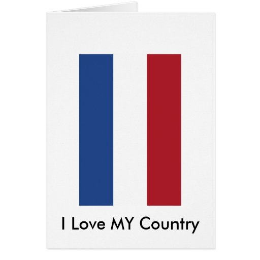 Netherlands Flag The MUSEUM Zazzle Card