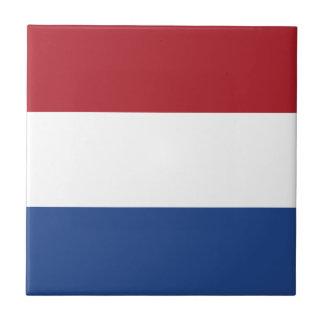 Netherlands Flag Tile