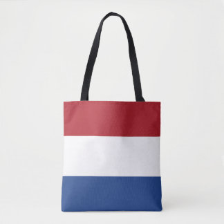 Netherlands Flag Tote Bag