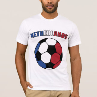 Netherlands Footy (Light) T-Shirt