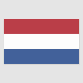 Netherlands/Holland/Dutch/Hollander Flag Sticker