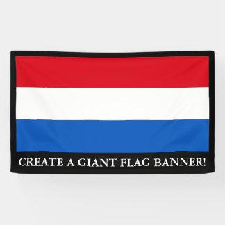 Netherlands Holland Flag Banner