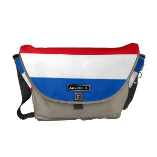 Netherlands Holland Flag Courier Bag